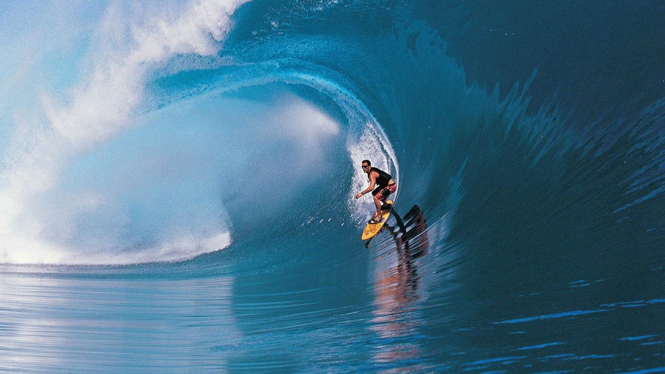 The Development of Surfing