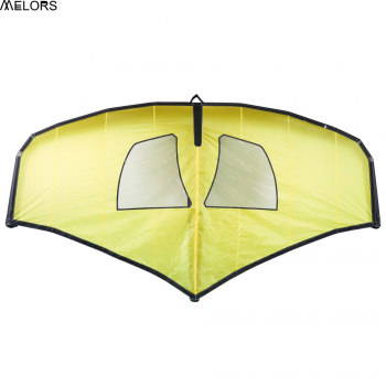 Unique Design Custom Color With Handles Fast Inflate Kitesurfing Foil Wing Kites