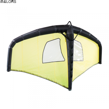 Customization Water Sports Supplies Double Airbag Portable Surf Kite Inflatable Wind Wing