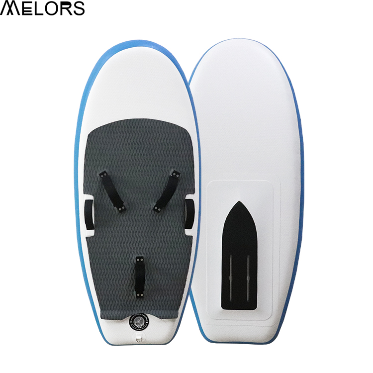 Wavefun Hot Sale Factory Direct Stand Up Easily Anti-slip EVA Deck Pad SUP Paddle Board