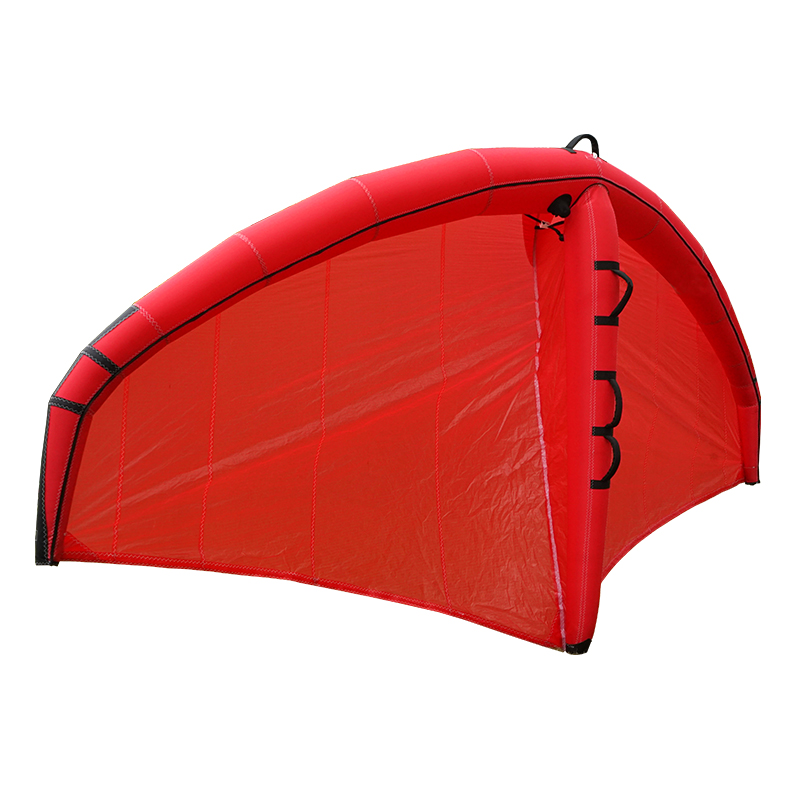 Inflatable wing surfing sail foil surfboard wing foil